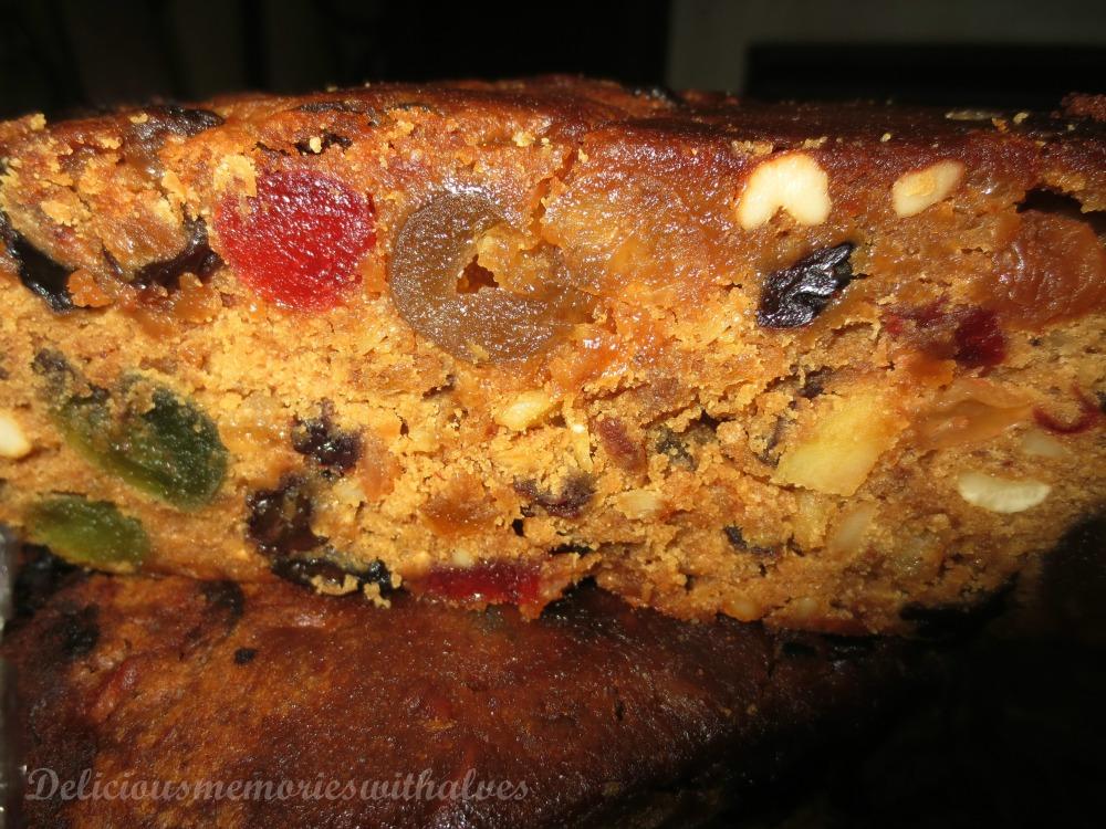 Christmas Fruit cake / Plum Cake