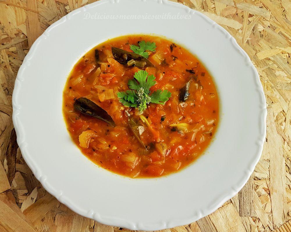 Goan Salad Bhaji